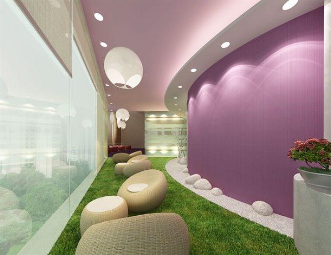 artificial turf - lounge